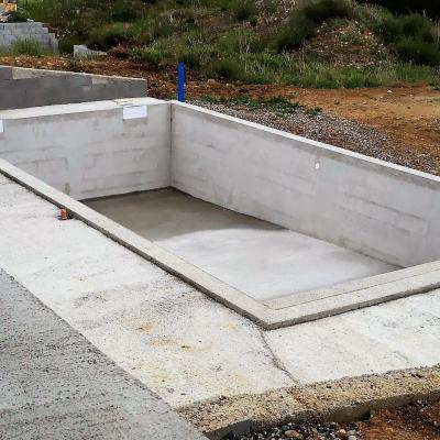 Photos de constructions de piscines,