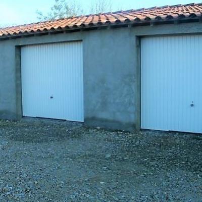 Maçonnerie, construction garage Auterive, Ariège, Haute-Garonne