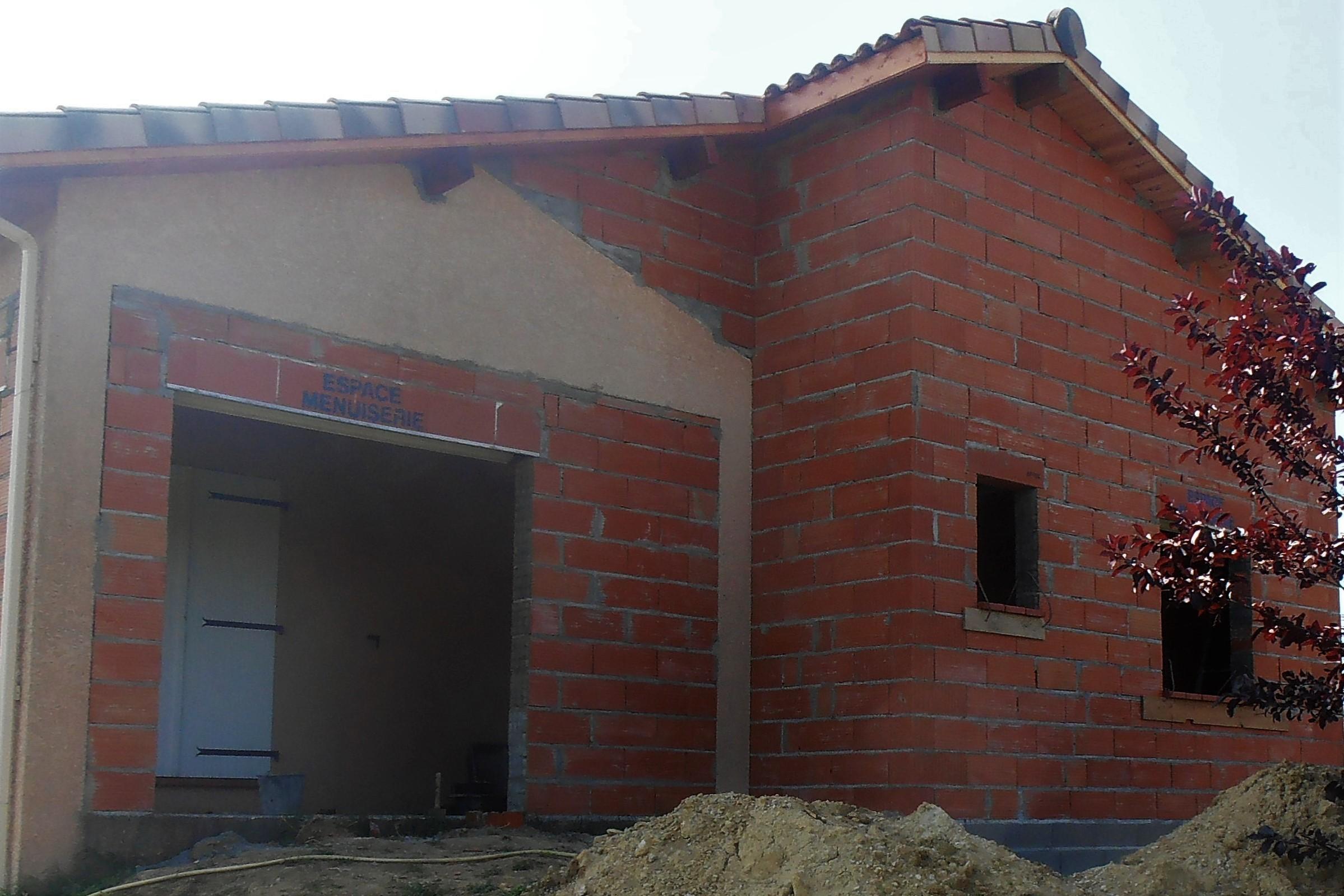 Maçonnerie, construction maison Ariège et Haute-Garonne
