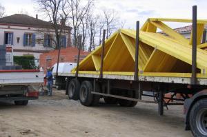Travaux de maçonnerie Muret 31600 toiture couvreur charpente