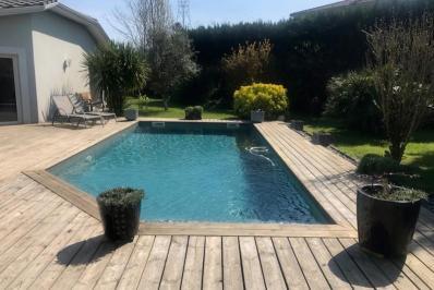 Construction de piscine Ariège 09 et Haute-Garonne 31