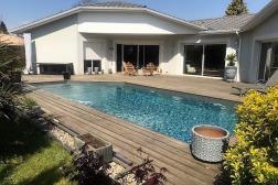 Constrution piscine auterive ariege