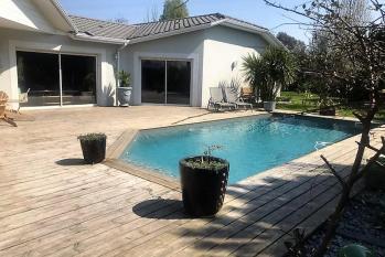 Entreprise de maçonnerie Cintegabelle piscine