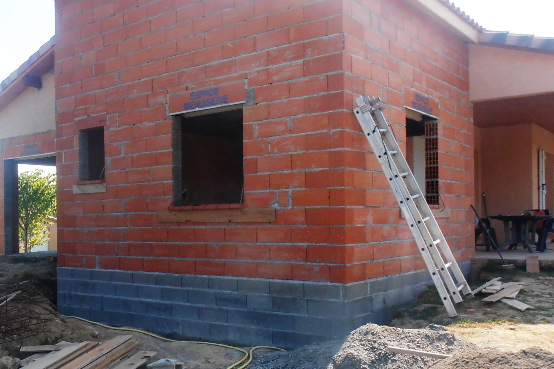 Entreprise maconnerie carbonne 31390 construction maison
