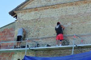 Entreprise maconnerie saverdun 09700 facade