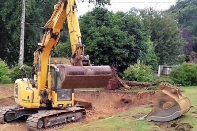 Entreprise terrassement venerque fondation maison