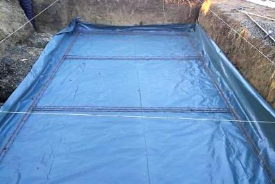 construction piscine Caujac Auterive