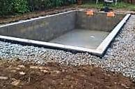 Guide construction piscine Auterive remblaiement