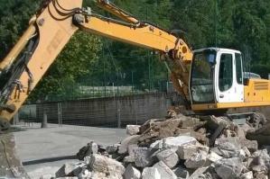 Terrassement demoliotion remblaiement