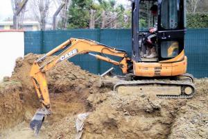 Travaux de maconnerie carbonne 31390 pellisteterrassement